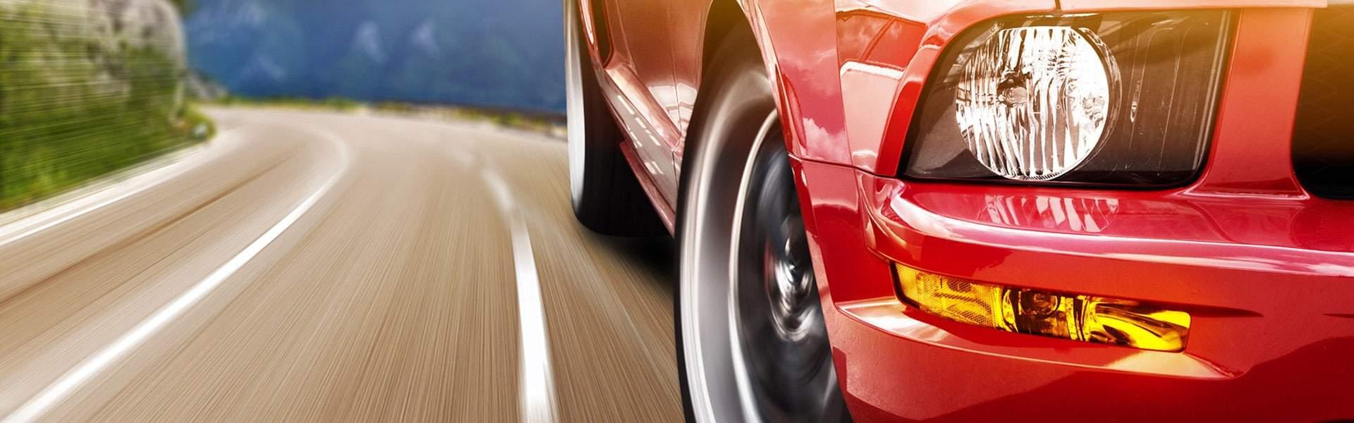 Sports Car Tires