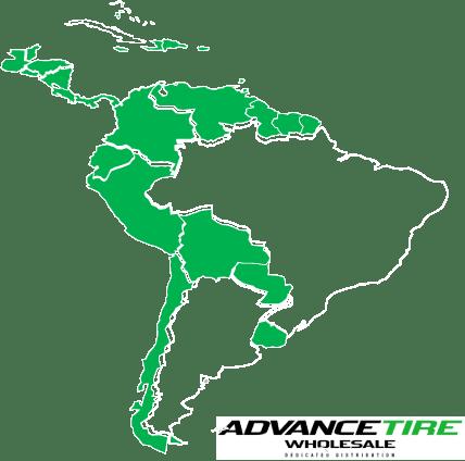 Advance Tire LATAM markets